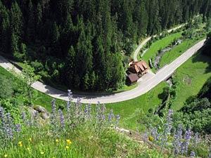 Burg Ramstein Schlösslefelsen und Käppelehof