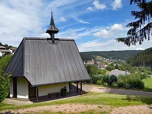 Schönstatt Kapelle