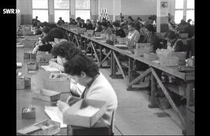 Film SWR Mediathek Tennenbronn im Jahre 1958
